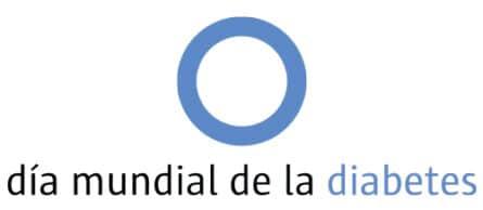 Logotipo día mundial de la diabetes