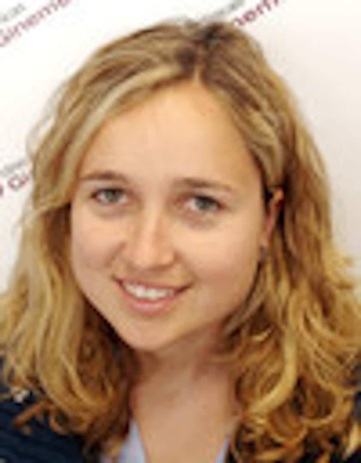 Rocío Quintero Prado. Ginecóloga