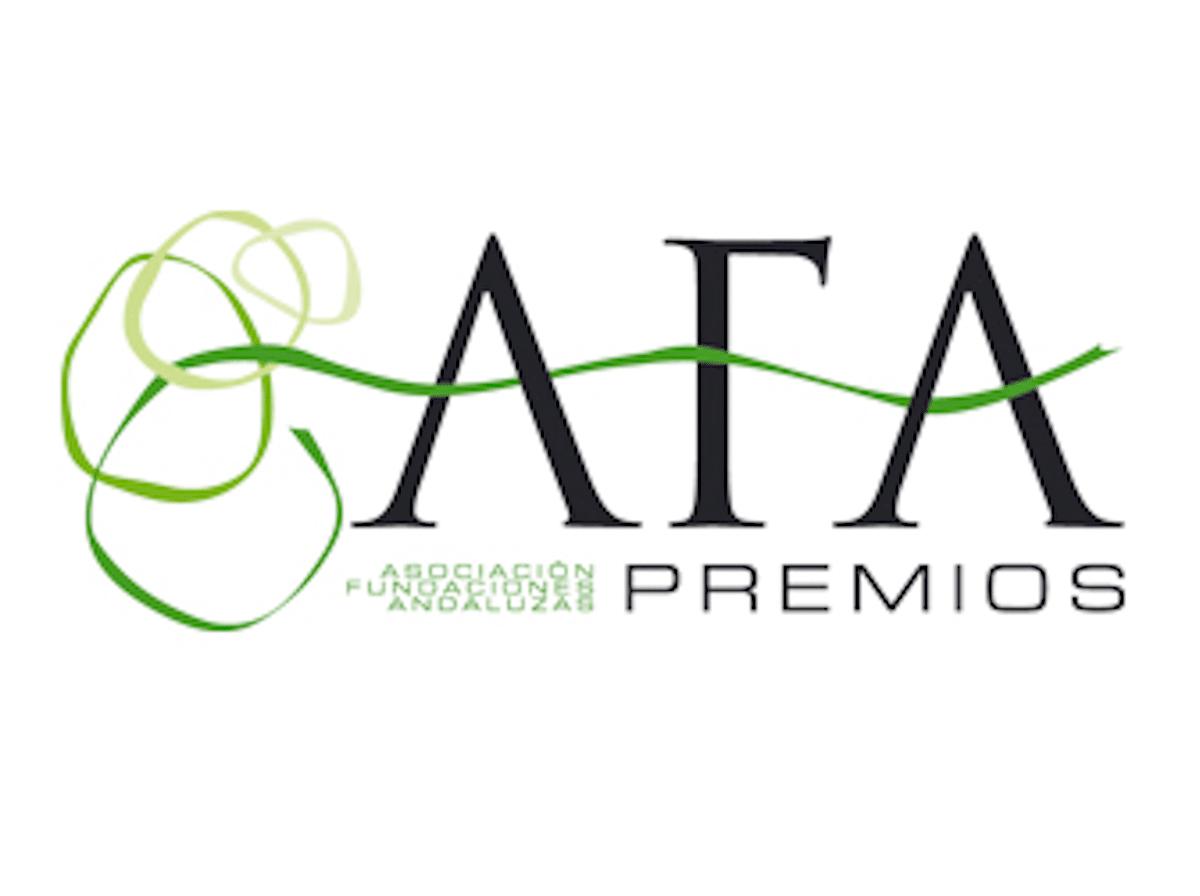 Logotipo Premios AFA
