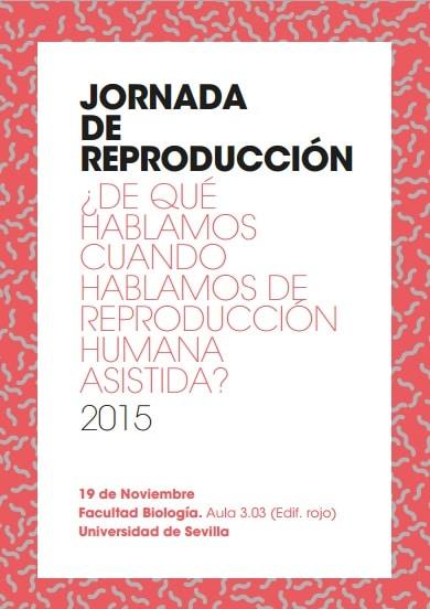 Cartel Jornada de reproducción