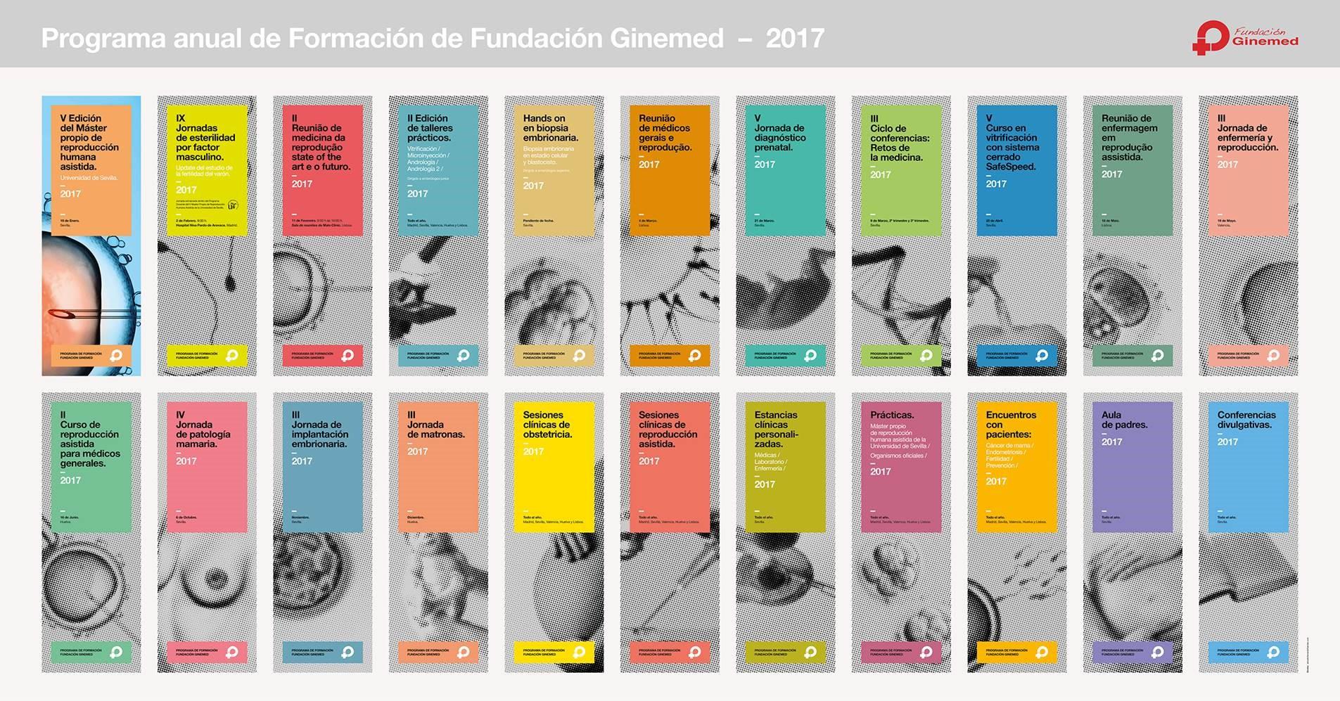 Programa anual de formación de fundación ginemed