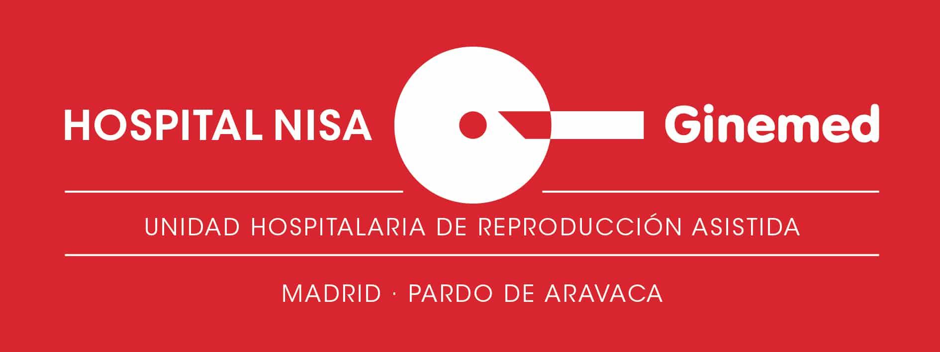 Logotipo Hospital Costa de la Luz Ginemed. Unidad hospitalaria de reproducción asistida