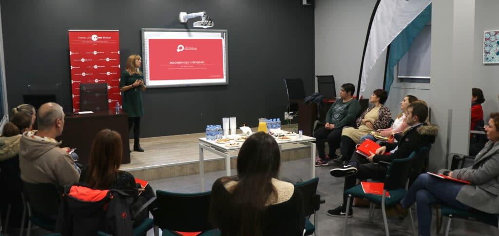 encuentro endometriosis Huelva