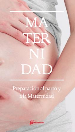 Cartel Preparación al parto y a la maternidad Ginemed