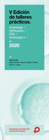 Cartel V Edición de talleres prácticos