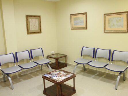 Sala de Espera Ginemed Aracena Huelva
