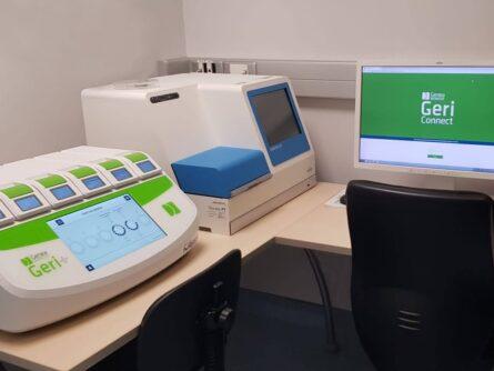 Laboratorio URA Quirónsalud – Ginemed Bilbao
