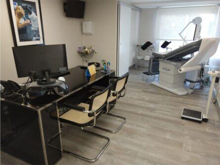 Consulta Hospital Vithas Madrid Pardo de Aravaca - Ginemed Reproducción Asistida