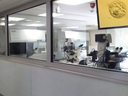 Centro Ginemed del Hospital Vithas Madrid Pardo de Aravaca