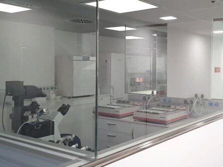 Ginemed Murcia - Laboratorio