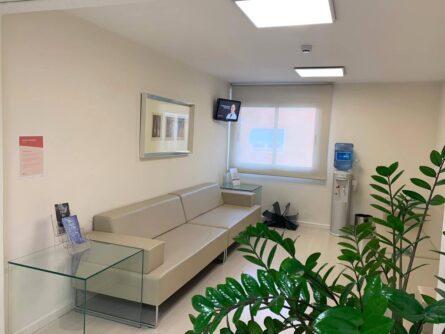 Sala de Espera Hospital Vithas Valencia Consuelo