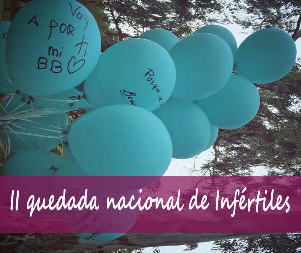 II quedada nacional de infértiles