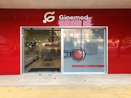Fachada Ginemed Jerez