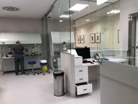 Laboratorio Ginemed Jerez